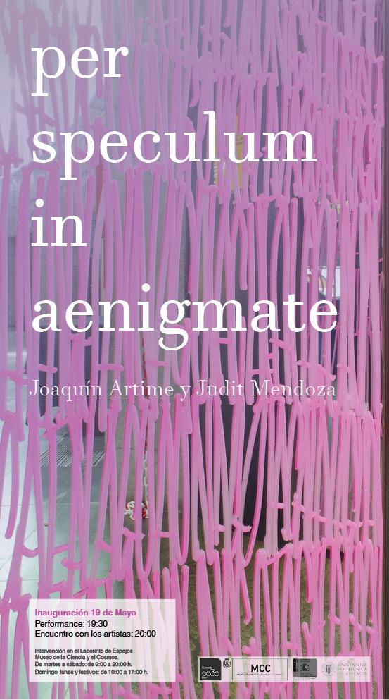 Joaqu n artime per speculum in aenigmate for Espejo 70 mendoza