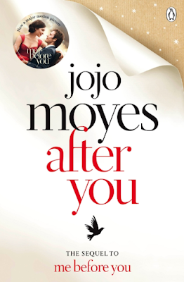 After You by Jojo Moyes book cover
