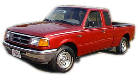 owners manual ford ranger    repair