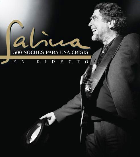 Joaquín Sabina – 500 Noches Para Una Crísis – DVD9