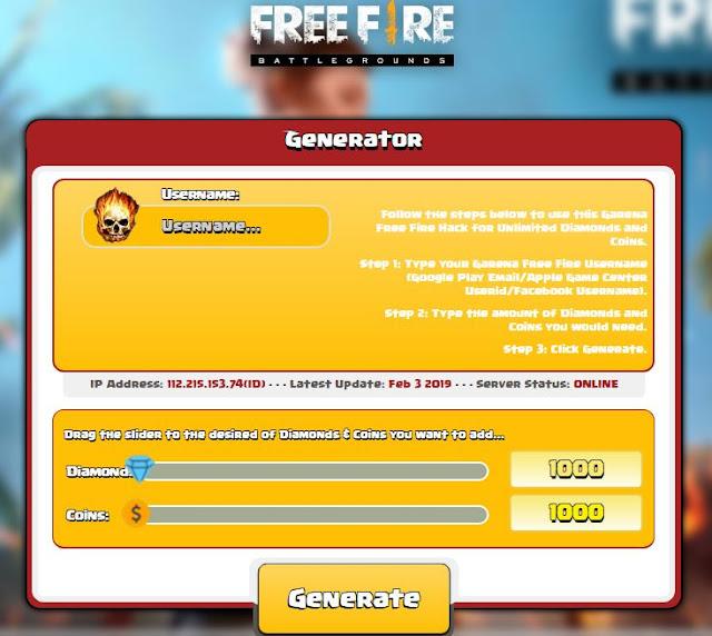 Firetool Free Fire