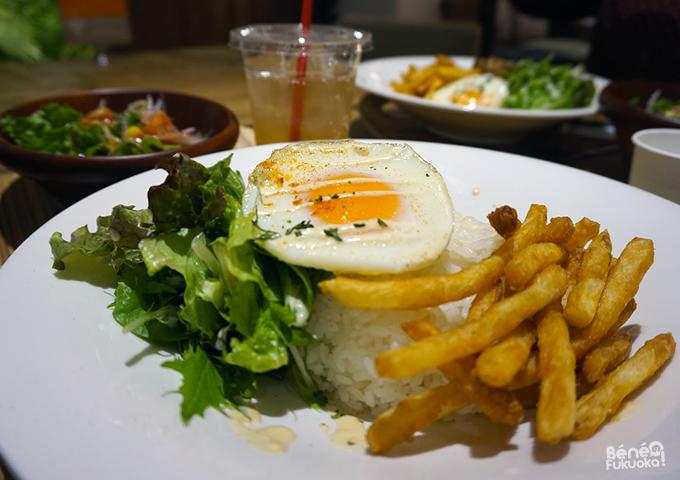 HOLE HOLE CAFE & DINER, Fukuoka