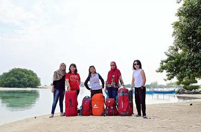 Camcer Pari Island - Jakarta Pagi Sebelum Pari
