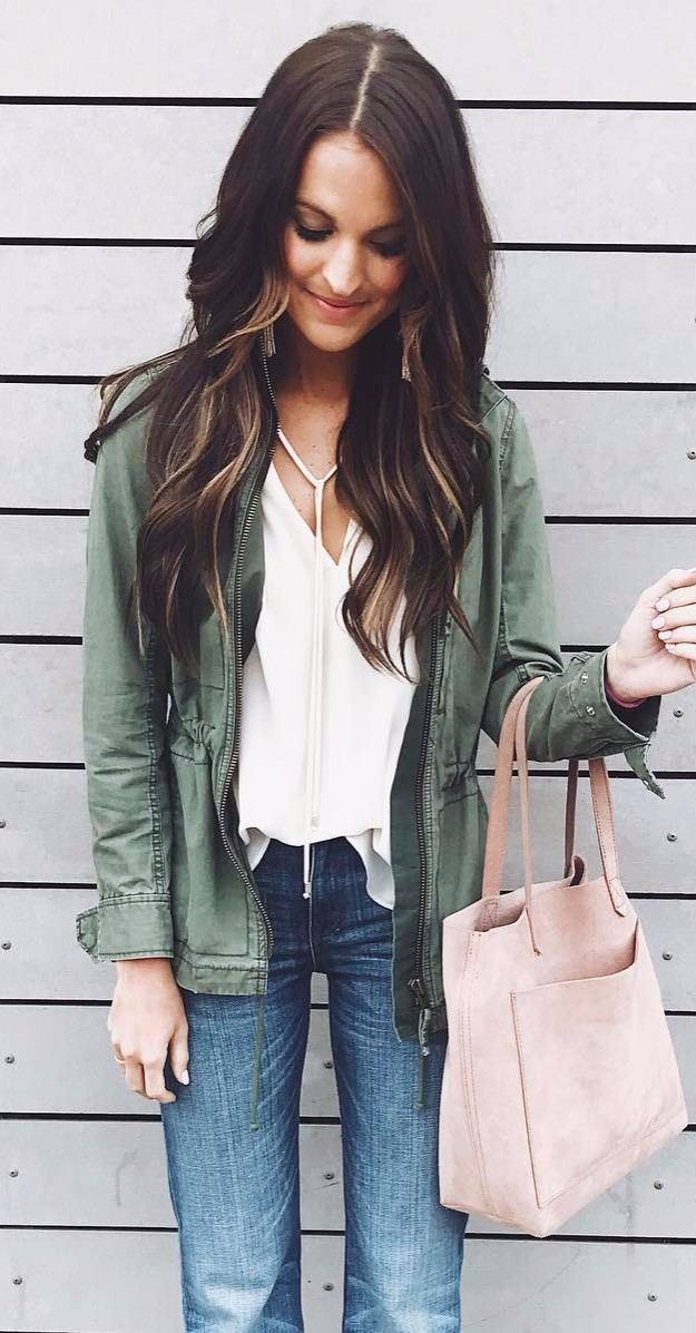 THE most perfect jacket ever for spring