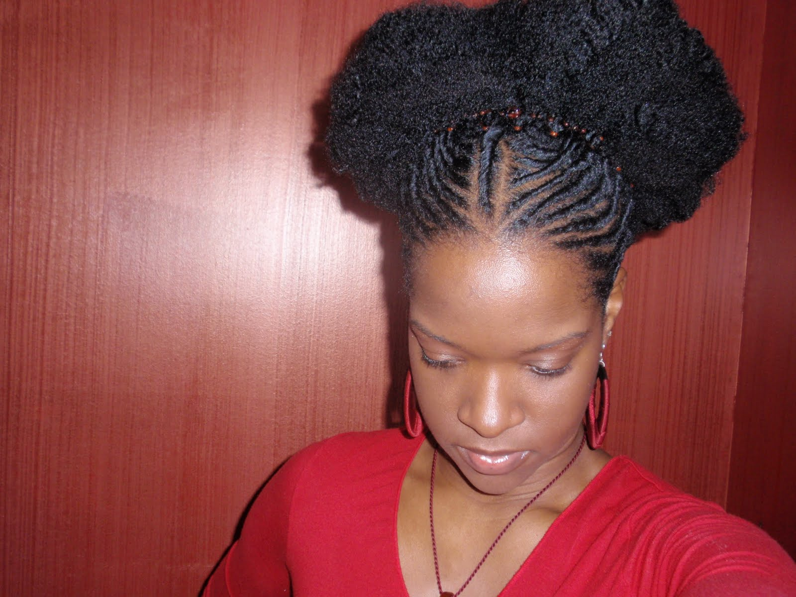 Learning To Love Me Naturally: Answering Your Natural Hair