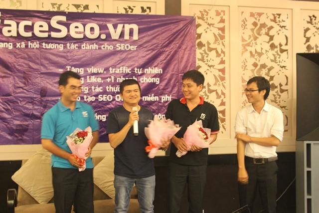 Đào tạo SEO tại Thái Nguyên uy tín nhất, chuẩn Google, lên TOP bền vững không bị Google phạt, dạy bởi Linh Nguyễn CEO Faceseo. LH khóa đào tạo SEO mới 0932523569.