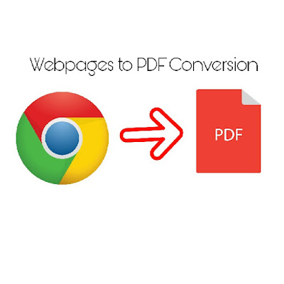covert webpages to pdf