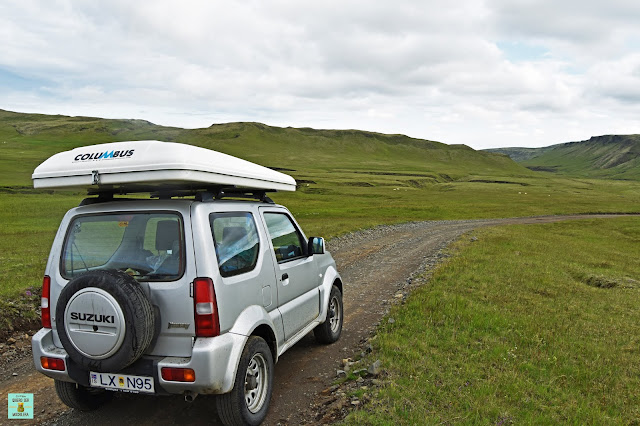 Alquiler de todoterreno en Islandia