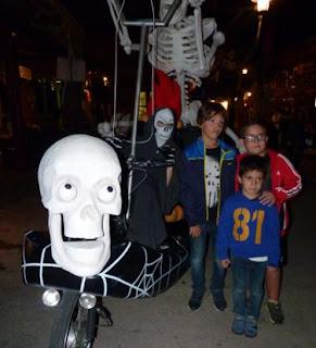 Halloween en Port Aventura.