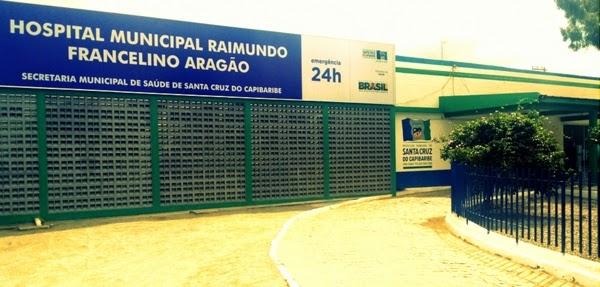 Ministério Público recomenda melhorias no Hospital Municipal de Santa Cruz do Capibaribe