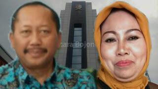 Soehadi Moelyono dan Mitroatin Ditetapkan Golkar Untuk Pasangan Pilkada