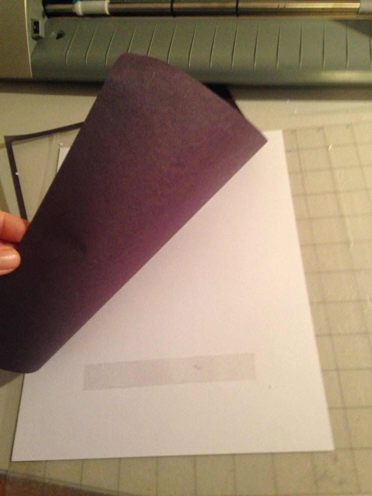 Silhouette Cameo, construction paper, cleanly cutting, Silhouette tutorial