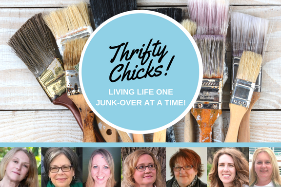 Thrifty Chicks Monthly Themed Blog Hop