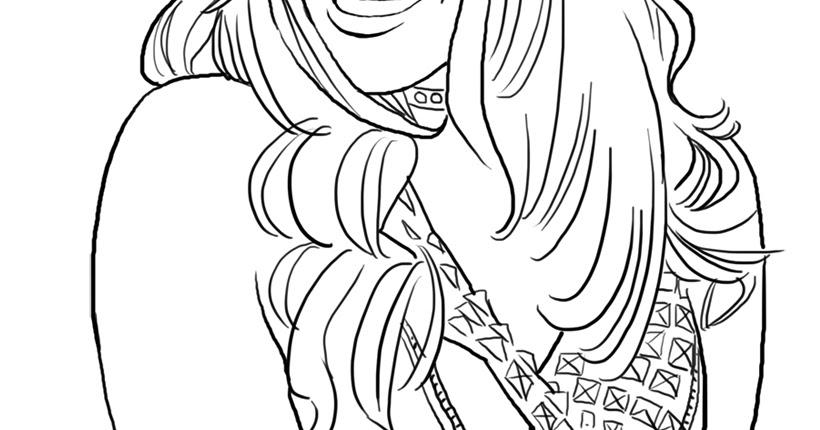 Chica vampiro coloriage dessin daisy o 39 brian colorier - Coloriage chica vampiro ...