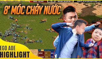 8 Phút ÁM ẢNH NHẤT của ShenLong - ChipBoy & Truy Mệnh thay nhau MÓC MÁY | AoE Highlights