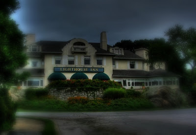 The Lighthouse Inn - New London, Connecticut is haunted by the spirit of a bride