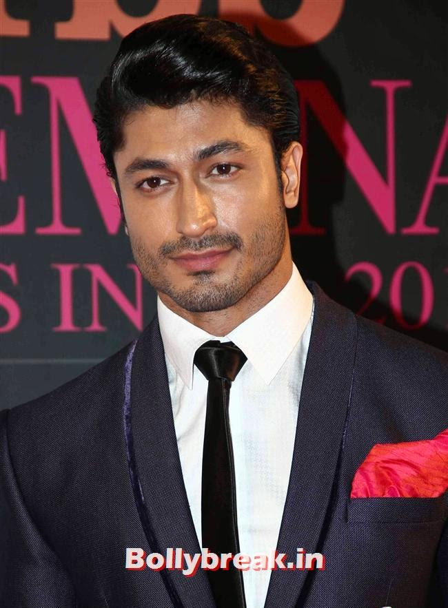 Vidyut Jamwal, Femina Miss India 2014