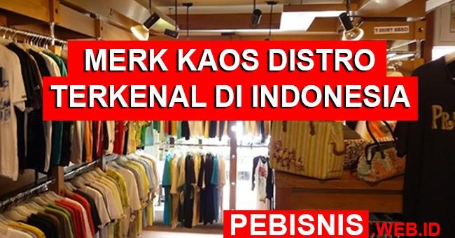 Siapa 11 Rekomendasi Kaos Distro Terbarul Dari Bandung Terbaik
