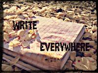 Tips Menulis : Menulislah Di mana Saja