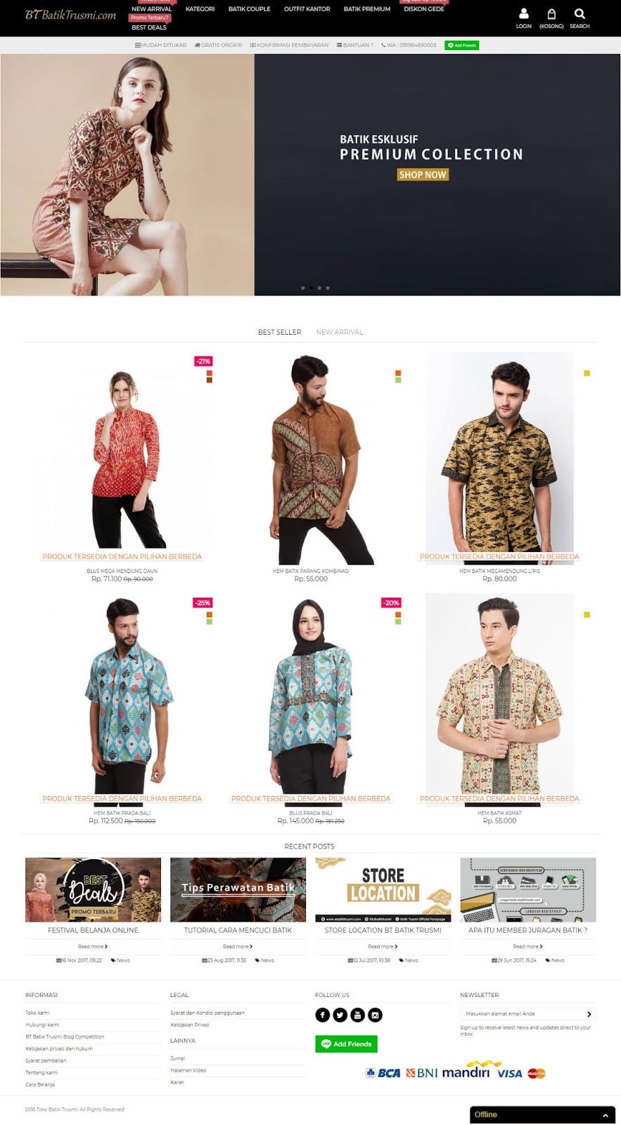BT Batik Trusmi