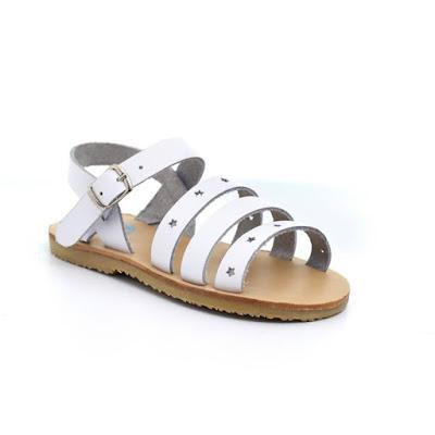 Sandalias de moda verano 2018 niñas.