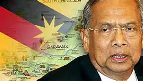 Sarawak opts for diplomacy