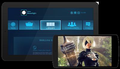 تطبيق يمكن من تشغيل ألعاب Steam على هاتفك الاندرويد بسهولة
