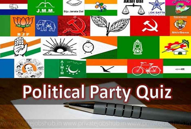 Witty image pertaining to political party quiz for students printable