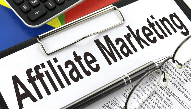 Affiliate marketing statement