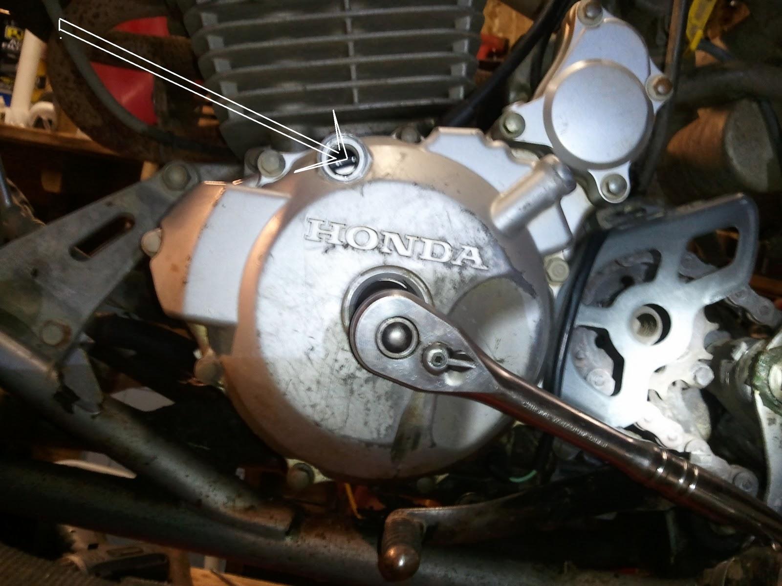 honda 400ex timing diagram wiring diagram todays honda cr80r engine diagram  a man of means adjusting