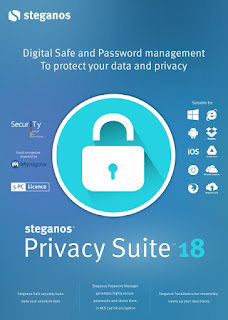 Steganos Privacy Suite 18.0.3 Revision 12145 Multilingual Full Crack