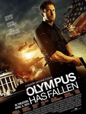 Poster Olympus Has Fallen 2013
