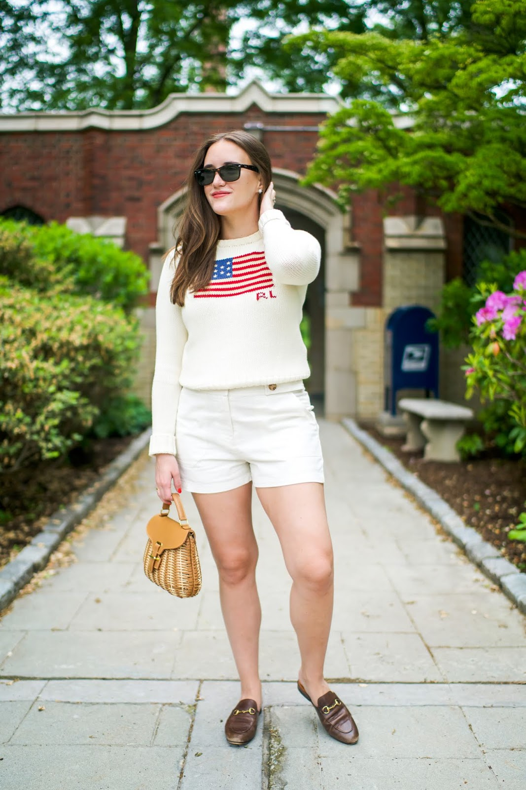 cute Summer Outfit styled by popular New York fashion blogger, Covering the Bases