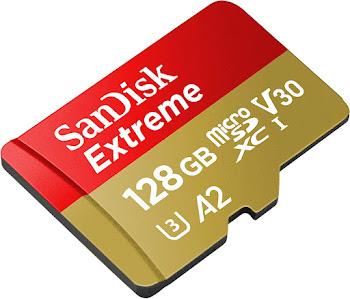 SanDisk Extreme 128 GB