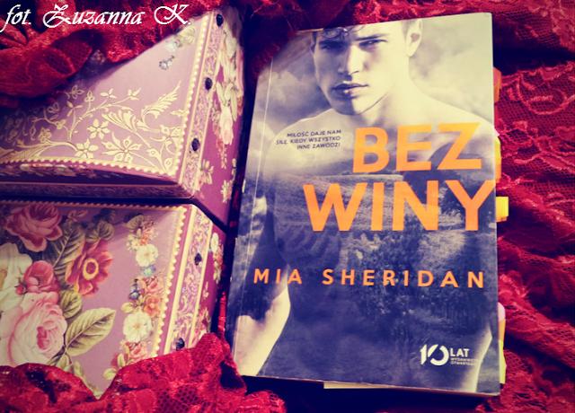 """[BOOK TOUR] """"Bez winy"""" Mii Sheridan"""