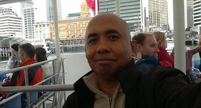 Pilot pesawat MH370 Kapten Zaharie Ahmad Shah