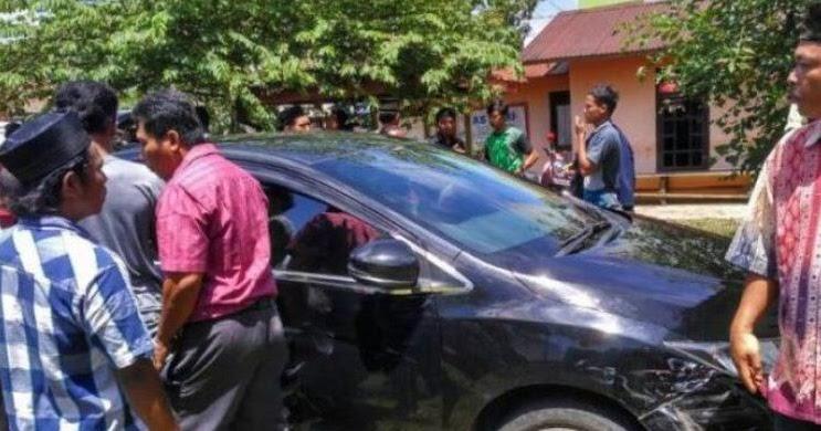 5W1H Berita Penembakan Mobil Satu Keluarga oleh Polisi di ...