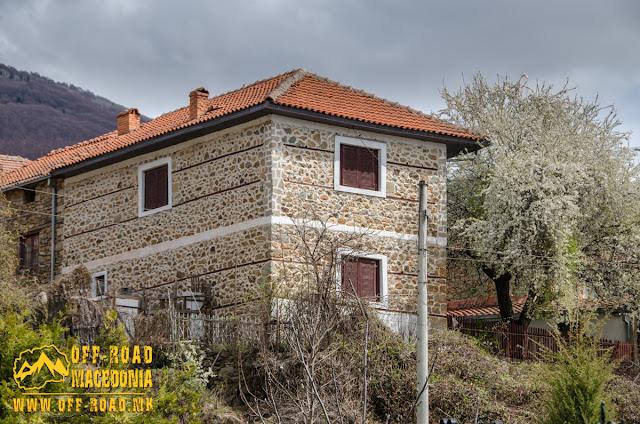 House in the center of #Brajcino village, #Prespa region, #Macedonia