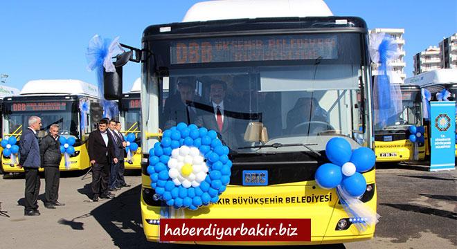 Diyarbakır H3 belediye otobüs saatleri