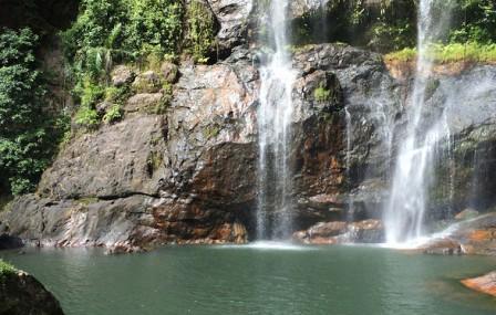 Air Terjun Cunca Rami lokasi air terjun cunca rami