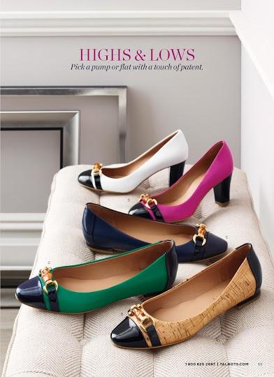 3ba00d1ee24 A JC Shopping Habit: Spring Catalogs - Talbots March 2013