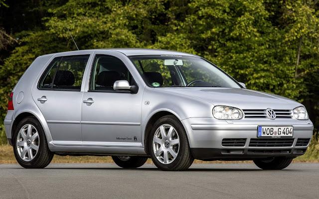Volkswagen Golf MKIV