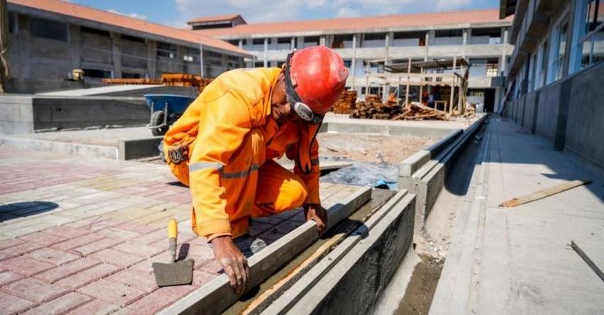 MINEDU: Más de 900 escuelas a cargo del Ministerio de Educación serán reconstruidas al 2020 - www.minedu.gob.pe