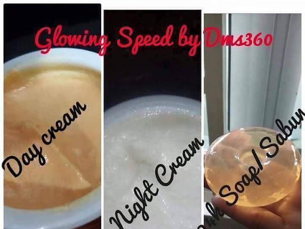 Restok Glowing Speed 24k Gold dari DMS360. Yuk Lihat Testimoni GS Sekali