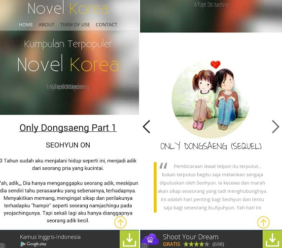 10 Aplikasi Novel Android Terbaik Yang Wajib Kamu Baca