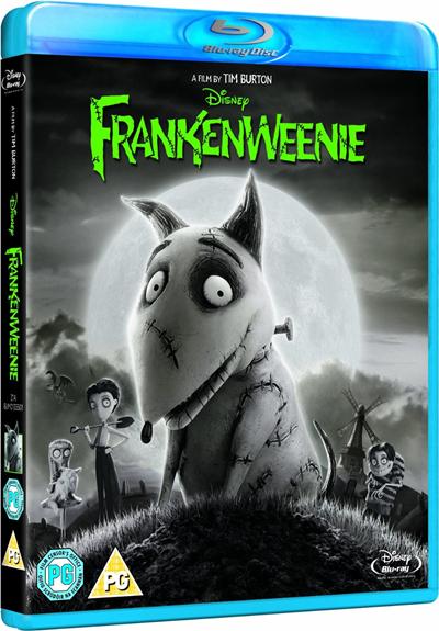 Frankenweenie 720p HD Español Latino Dual BRRip 2012