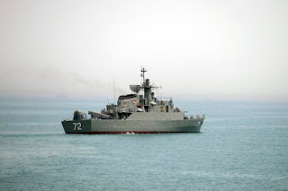 Iran Gelar Latihan Militer
