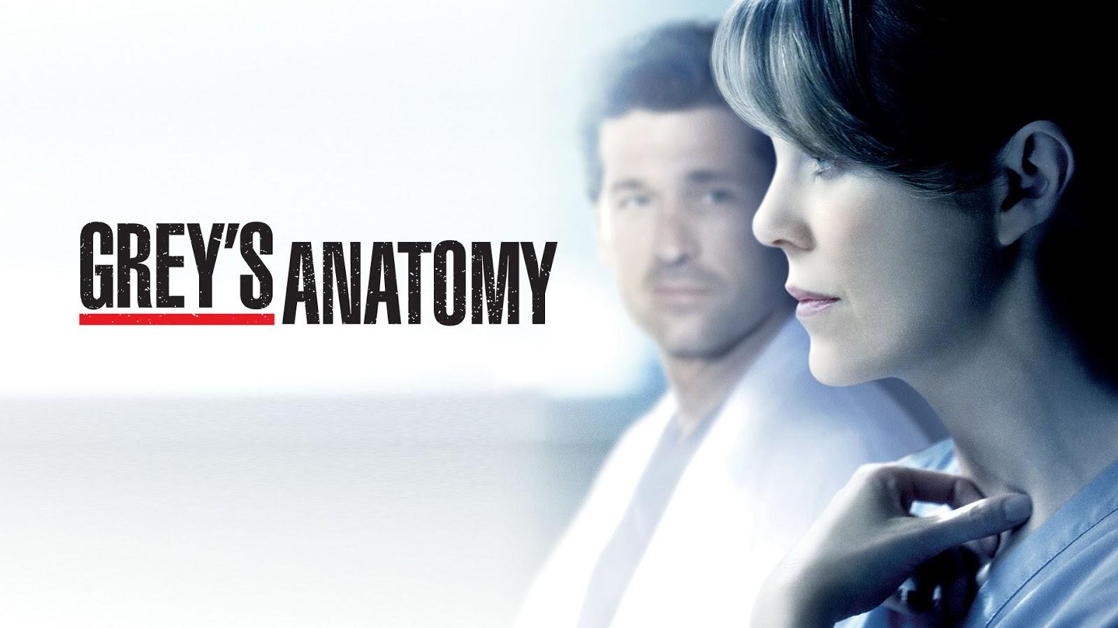 5 motivos para ver Grey\'s Anatomy - O que tem na nossa estante