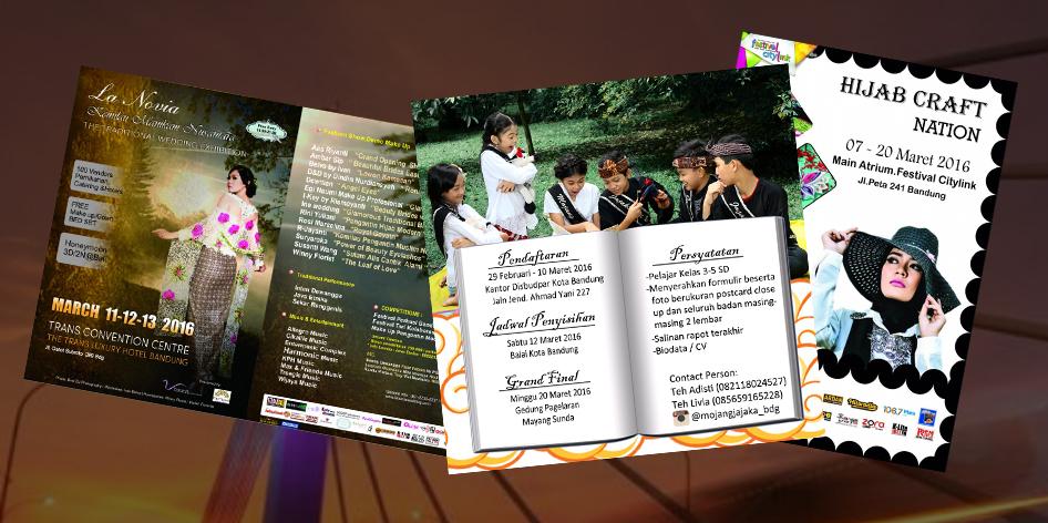 Jadwal Event Bandung Maret 2016