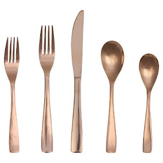 Vivian Flatware Set $13 (reg $20)